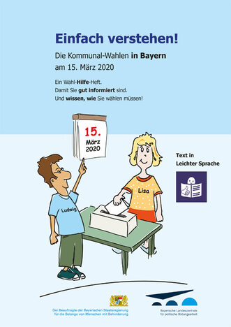 Die Kommunal-Wahlen in Bayern am 15. März 2020