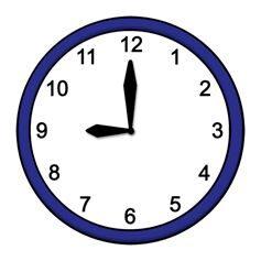 21 Uhr